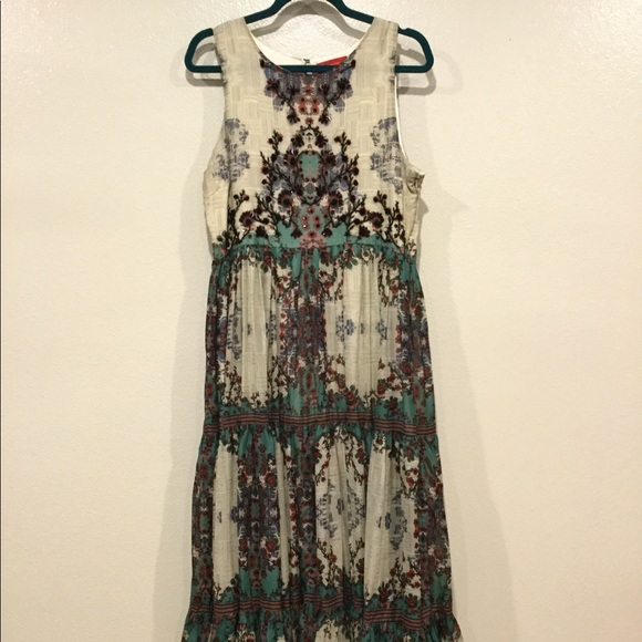 5c6826831c1d Anthropologie Dresses & Skirts - Bhanuni by jyoti Anthropologie Madera Maxi